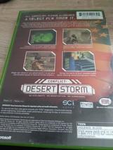 MicroSoft XBox Conflict: Desert Storm image 3