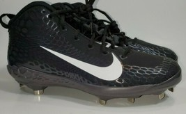Nike Force Zoom Trout 5 Pro Metal Baseball Cleat Mens Size 12 AH3372-010... - $23.76
