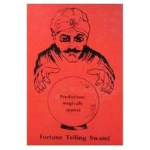 Fortune Telling Swami - Royal Magic by Fun, Inc - Great Mentalism Effect! - $5.44