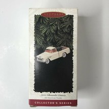 Hallmark Keepsake 1996 Ornament 1955 Chevrolet Cameo Second in Series - $12.46