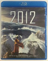 2012 (Blu-ray Disc, 2010) JOHN CUSACK DISASTER END OF TIMES REPENT APOCA... - $5.65