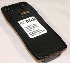 Titan Two Way Radio Battery NM-R750 Fits Motorola NTN9037 Ni-MH Replacement - $29.03