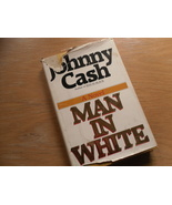 Book - MAN IN WHITE - Johnny Cash - $12.00
