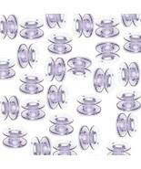 30 Bobbins for Brother Sewing Machine Models XM2701, XM3700, XR23, XR29,... - $9.99
