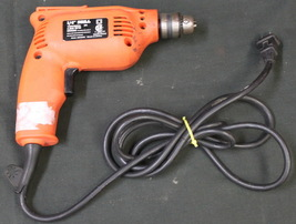 "Shop Source 1/4"" HEAVY DUTY DRILL 120V 3A - $19.95"