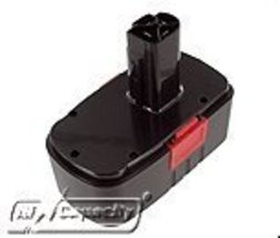 Hi-Capacity Equivalent of CRAFTSMAN 1323903 Battery [Misc.] - $65.07