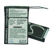 /Batterie pour Garmin N/üvi 255/W/ Batterie de qualit/é/ /3,7/V/ /Li-Polymer /1250/mAh/