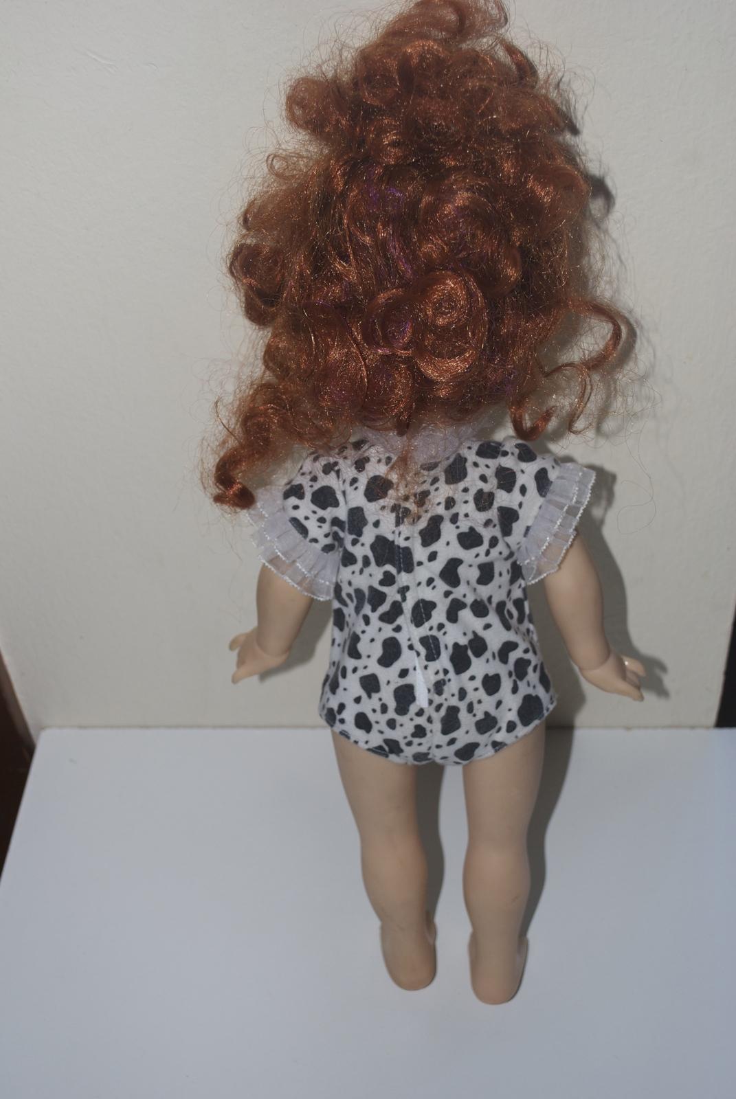 """Fancy Nancy 18"""" Doll by Jakks Pacific"""