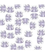 30 Bobbins for Brother Sewing Machine Models Innov-is Innovis 1500D, 200... - $9.99