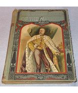 Antique History Book The Child's Story of the Nations 1901 illustrated - $24.95