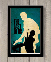 THE LAST OF US 11 X 17 VINTAGE POSTER NEW COMES IN TUBE - $49.49