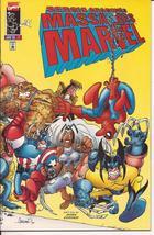 Marvel Sergio Aragones Massacres Marvel #1 Parody Humor VF/NM Satire - $12.95