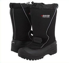 Baffin Tundra Mens Winter Boots Black Leather - $2.145,70 MXN