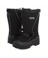 Baffin Tundra Mens Winter Boots Black Leather - $108.50