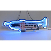 Neonetics Trumpet shaped neon sign - $197.08