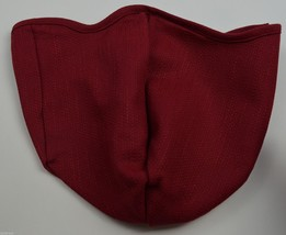 Longaberger 2003 Caroling Basket Liner Paprika Collectible Accessory Cloth Decor - $7.99