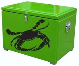 """Two Blue Claw Crab Vinyl Sticker Decals 8""""x10"""" - $14.99"""