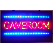Neonetics Gameroom led sign - $129.44