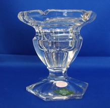 Shannon Crystal Universal 3-in-1 ~ Candle Holder~ Slovakia - $24.99