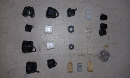 5 Aa43 Set Of 20 Assorted Electrical Grommets, Good Condition - $10.55