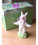 """Dept. 56 2004 Snowbunnies """"You Make My Heart Flutter"""" Figurine  - $24.00"""