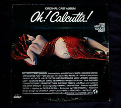 Oh! Calcutta! 1969 Original Cast Album LP Peter Schickele - $6.00