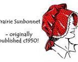 Sunbonnetc1950sm thumb155 crop