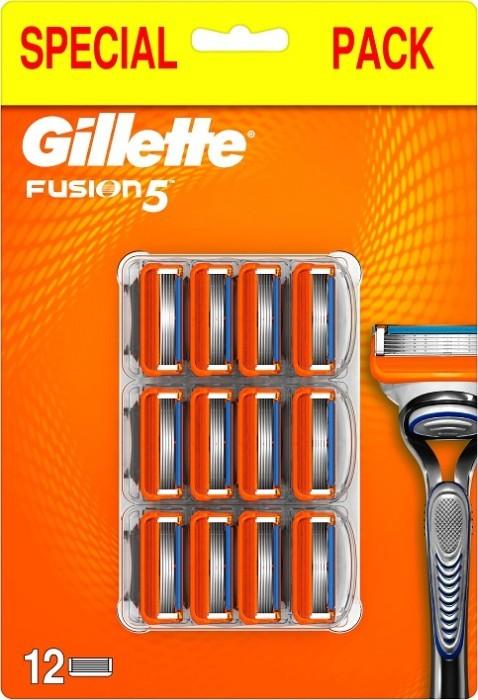 Gillette Fusion5 Razor Blade 12 pcs