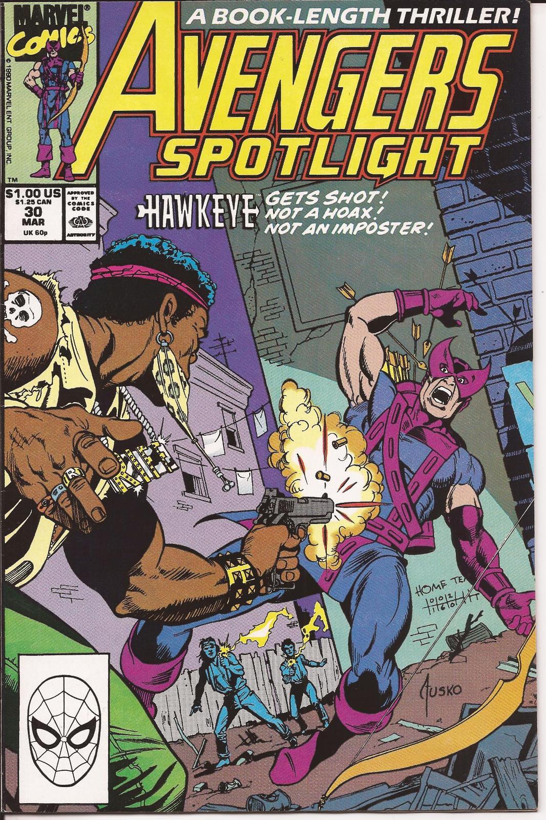 The Avengers Comic Book #261 Marvel Comics1985 NEAR MINT NEW UNREAD