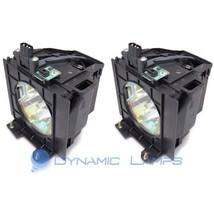 PT-D5700L Single Replacement Lamp for Panasonic Projectors ET-LAD57W - $80.14