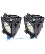 PT-D5700E Single Replacement Lamp for Panasonic Projectors ET-LAD57W - $64.99