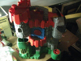 Fisher Price Imaginext Castle - $65.00