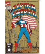 Marvel Captain America #383 50th Anniversary Issue Steve Rogers  - $3.95