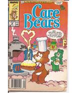 Marvel Care Bears #18 The Sand Witch Booty And The Beastly Humor - $1.95