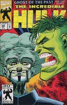 Marvel THE INCREDIBLE HULK (1968 Series) #398 VF/NM - $1.19