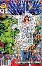 Marvel THE INCREDIBLE HULK (1968 Series) #400 NM - $1.99