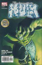 Marvel THE INCREDIBLE HULK (2000 Series) #55 VF/NM - $0.99