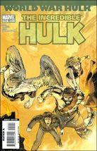 Marvel THE INCREDIBLE HULK (2000 Series) #111 VF/NM - $1.19