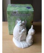"Dept. 56 1999 Snowbunnies ""Guests Are Always Welcome"" Figurine  - $28.00"