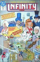 DC INFINITY INC. (1984 Series) #35 VF/NM - $1.49