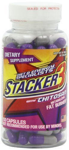 stacker weight loss pill