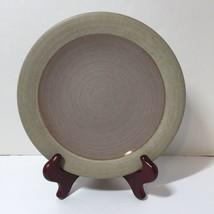 Salad Plate Mikasa Potter's Art Cafe Latte Stoneware Brown 8.375 - $14.50