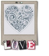 Fior Fior d'Amore cross stitch chart Alessandra Adelaide Needlework - $16.20