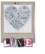 Fior Fior d'Amore cross stitch chart Alessandra Adelaide Needlework - $16.20