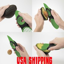 Avocado Tool - USA Shipping - 3 in 1 Slicer Pitter Cutter Peeler Splitte... - $5.93