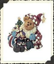 "Boyds Bearstone""Nicholas Bearyproud...All American Christmas"" #228399- 2002- NIB - $19.99"