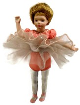 Avon Doll Vintage 1991 Porcelain Ballerina Collectible Toy - $12.00