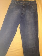 carhartt 100% vintage cotton regular pants ,relaxed jeans genuine 32 x 34 - $60.00