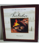 Cookbook New The Recipes of the Five Brothers V... - $4.00