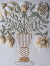Les Fleur Chics cross stitch chart By The Bay Needleart  - $10.80